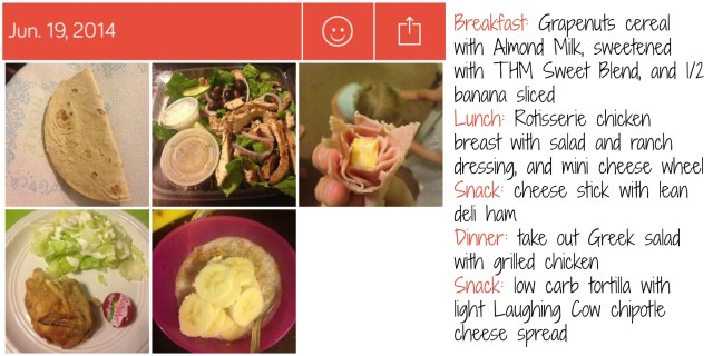 What does a week on the Trim Healthy Mama diet look like?