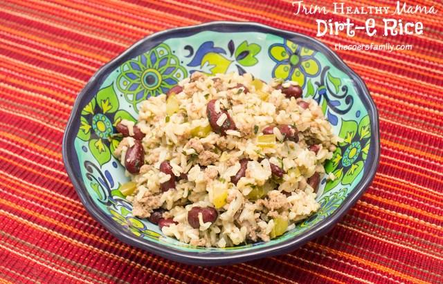 Trim Healthy Mama Dirt-E Rice