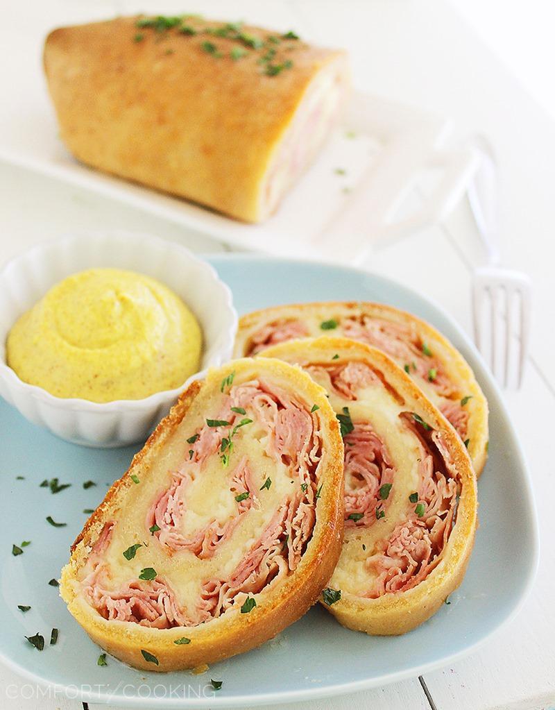 Fullsize Of Ham And Cheese Pinwheels