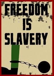 biometric freedom is slavery