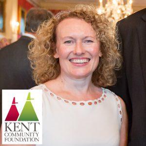 Josephine McCartney - Chief Executive at Kent Community Foundation