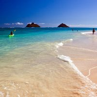 Paradise and Sunshine in Hawaii