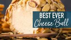 Small Of Best Cheese Ball Recipe