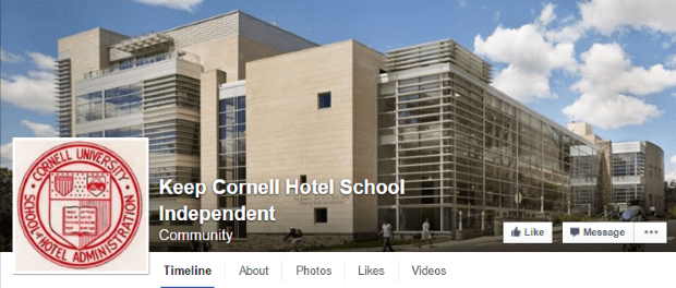 Cornell Students, Faculty, and Alumni Outraged by… Proposed College of Business