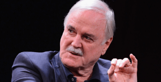 Cornell Visiting Professor, Comedy Legend John Cleese Blasts PC College Campuses