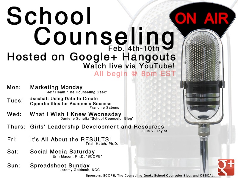 Introducing School Counseling on Air