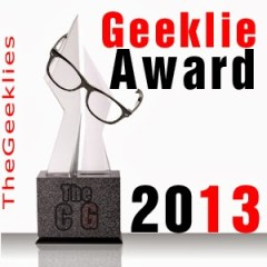 The 2013 Geeklie Awards