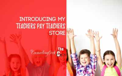 Introducing my Teachers Pay Teachers store