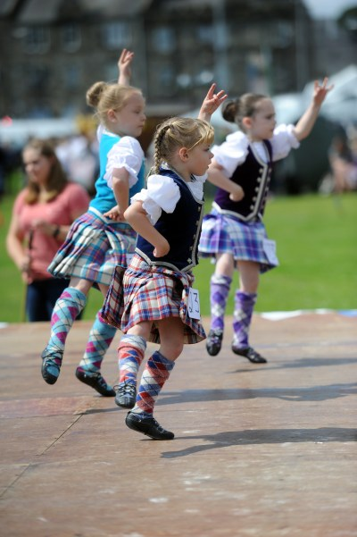 Highland Games chiefs fling come and try opportunity to Glamis Castle visitors - The Courier