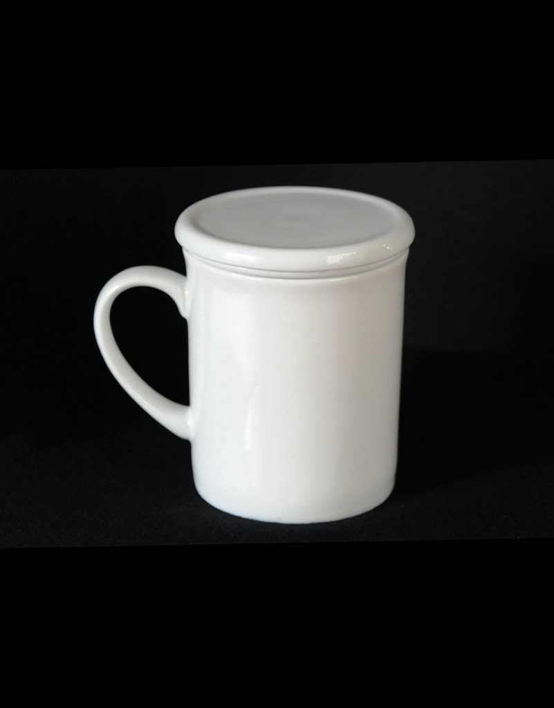 Fullsize Of Plain White Tea Cup