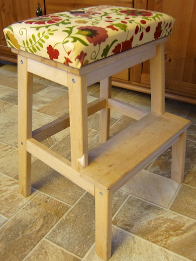 Ikea Hack Bekvam Stool A Case Of The Crafties