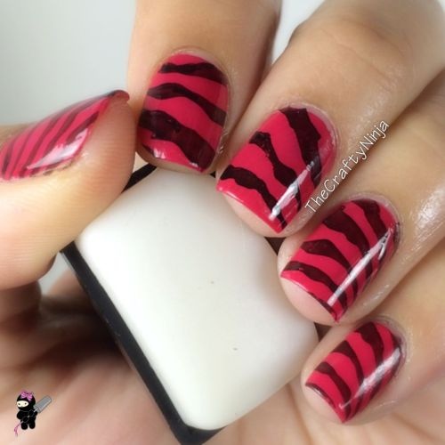 how to make your own nail stamper