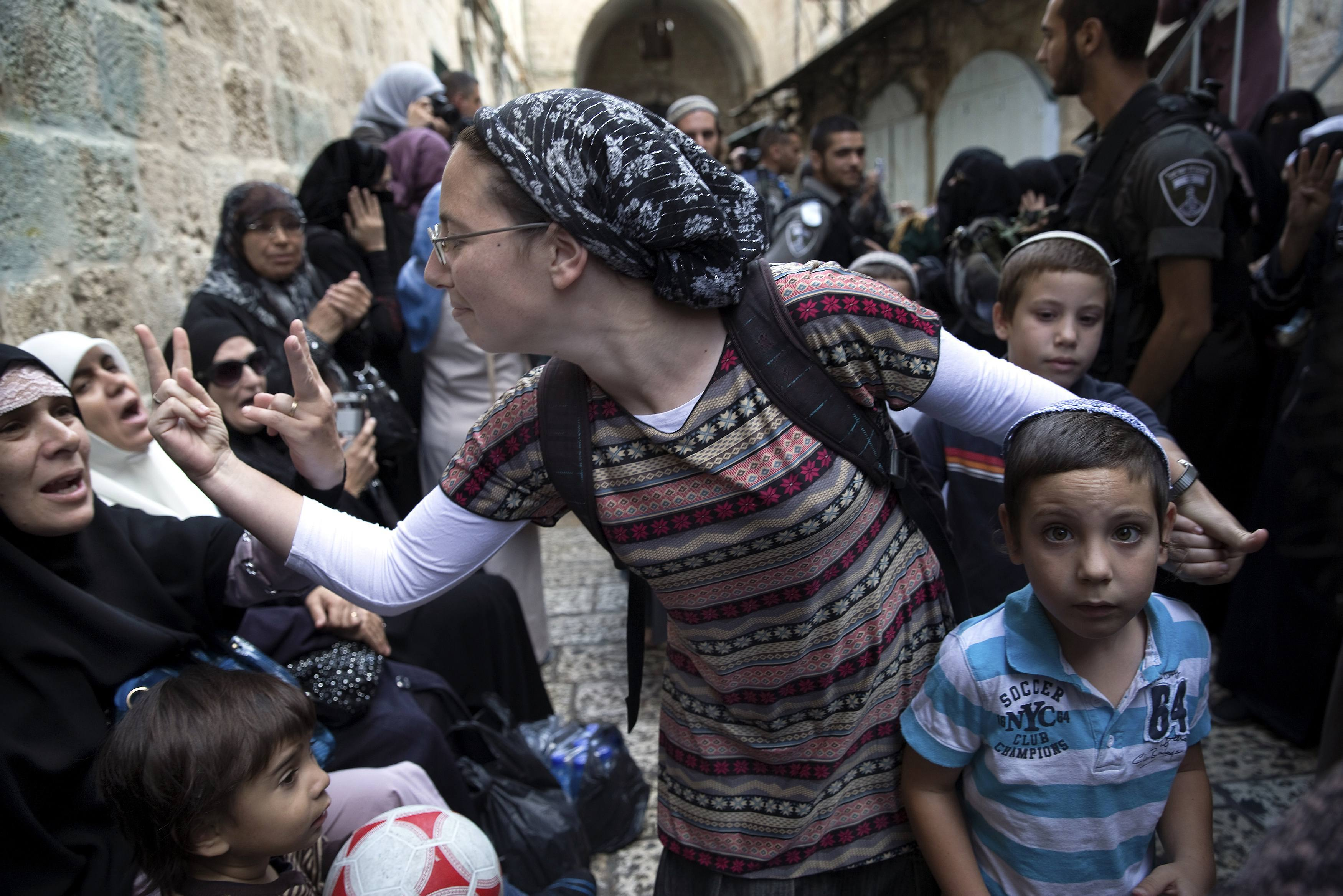 Is Forgiveness A Facile Solution To The Israeli-Palestinian Conflict?