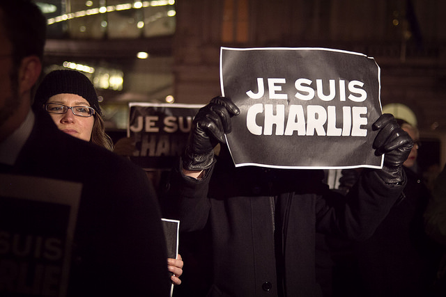 The Charlie Hebdo Affair: Between Speech & Terror