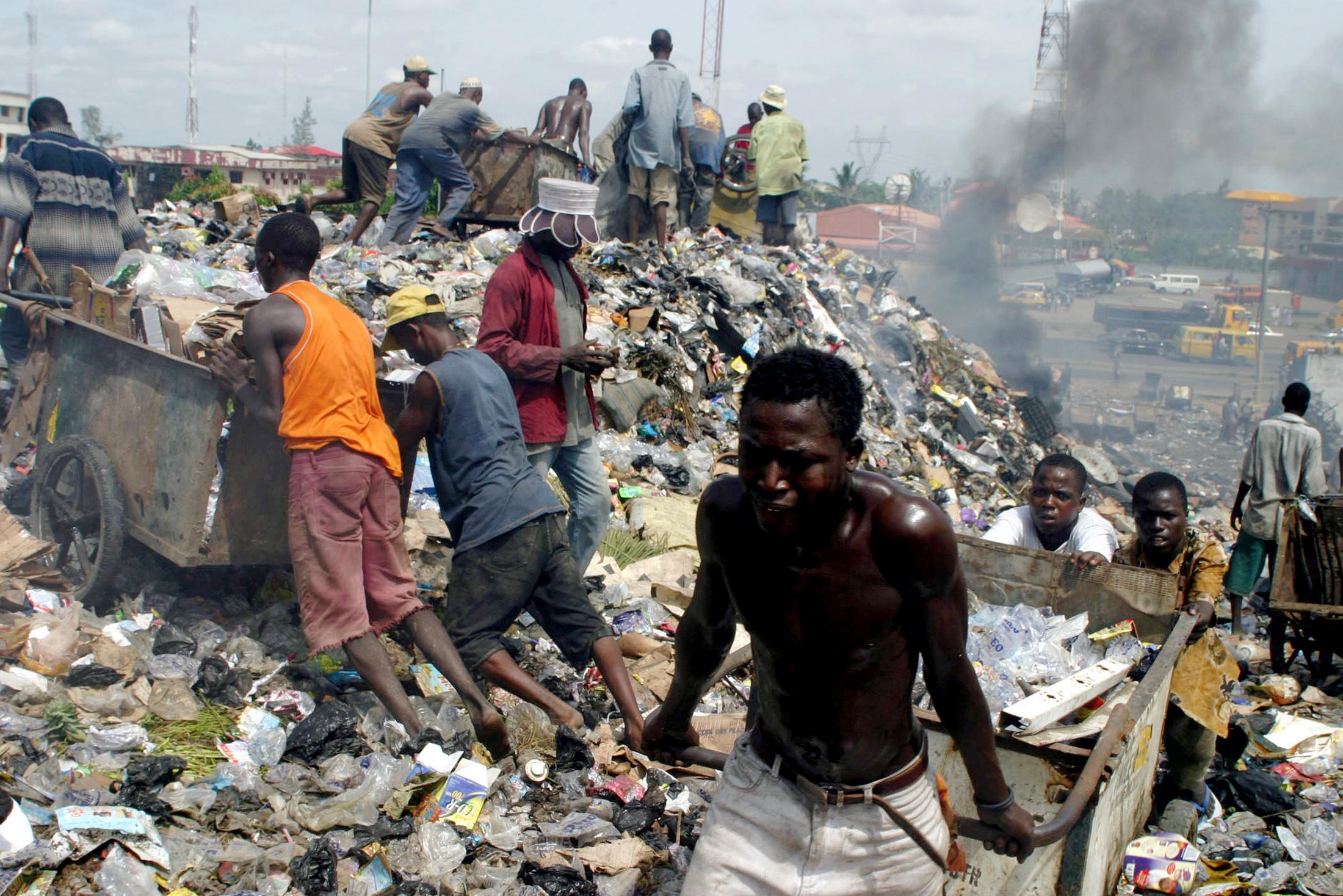 Ecological Debt Versus Financial Debt In The African Context