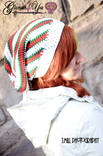 Candy Twist Slouch