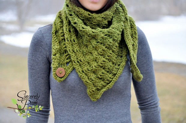 Ally Scarf by Sincerely Pam 2