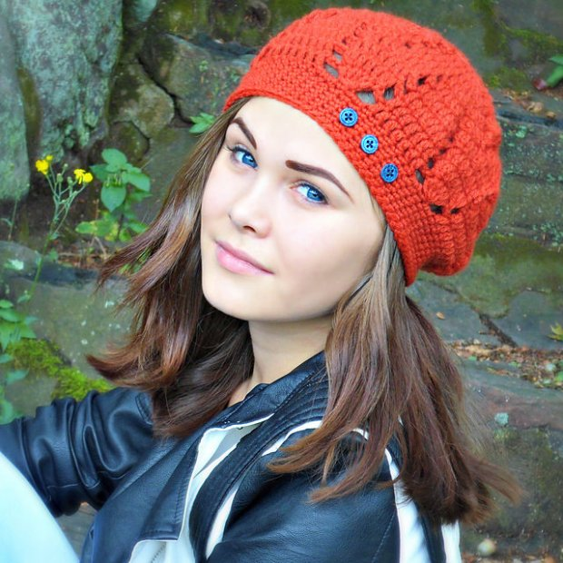 Lily Hat by CrocheTrend