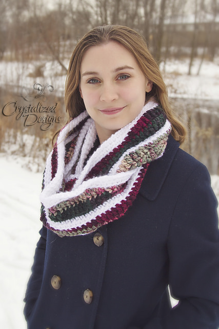 Lyla Cowl by Crystalized Designs