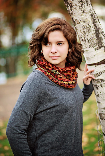 Unforgettable Cowl by Salena Baca Crochet