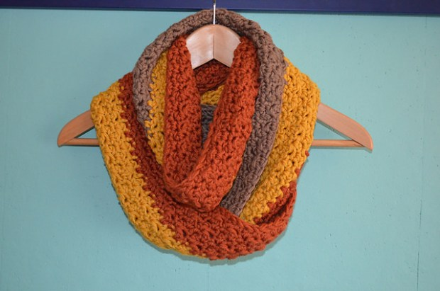 xlarge warm winter cowl by Vicarno's mom