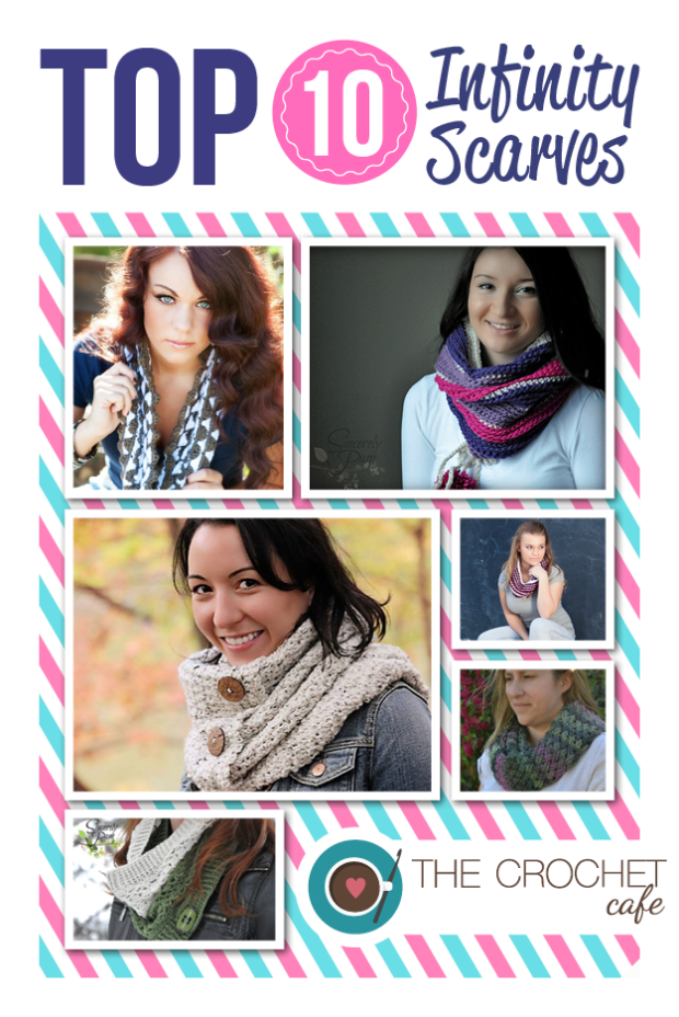 Top 10 Infinity Scarves (Blog)