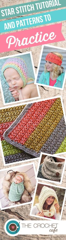 Star Stitch Tutorial and Patterns to Practice (Pinterest)