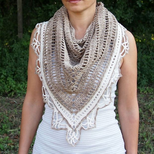 Sunkissed Shawl by Accessorise