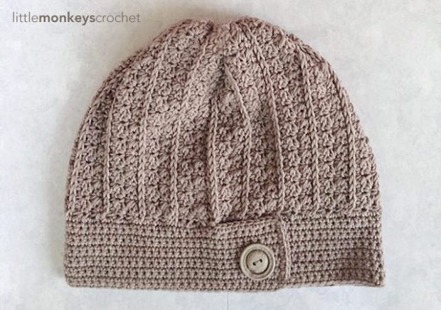 Yenni Slouch by Little Monkeys Crochet