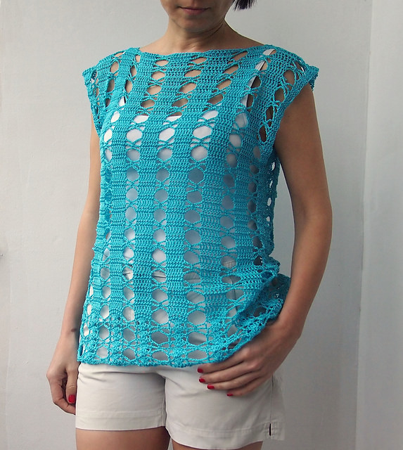 Cool Summer Tunic Top - accessorise