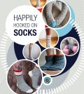 Happily Hooked on Socks