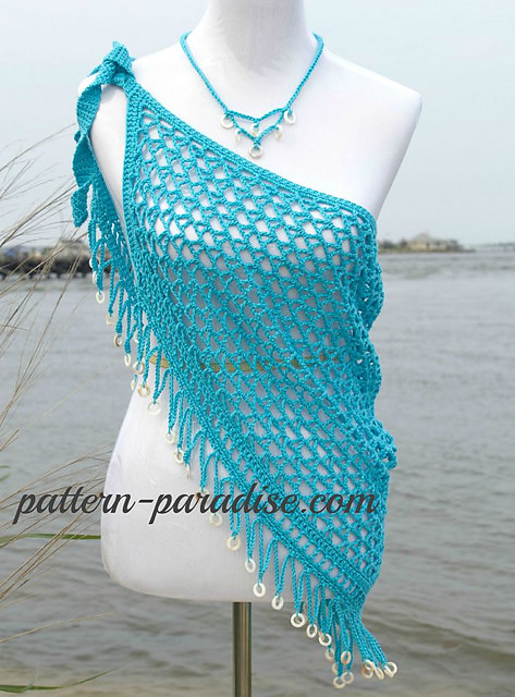 Reggae Dreams Shawl Wrap