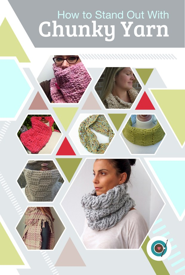 How to Stand Out with Chunky Yarn