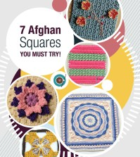 7 Afghan Squares You Must Try! - Lee Pinterest