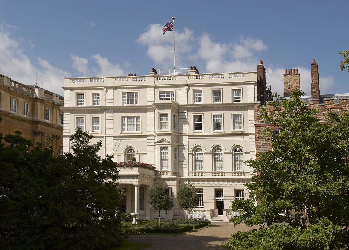 Look inside Clarence House - the home of Prince Charles & Camilla