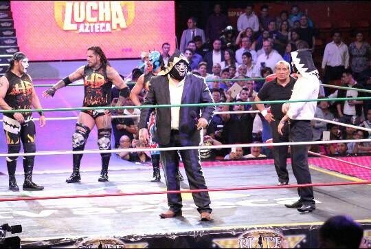 LA Park/photo via Lucha Libre Elite