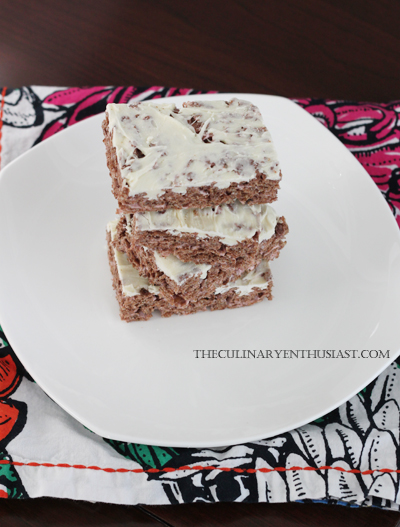 neapolitan crispy treats