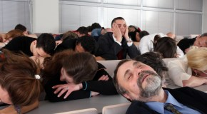 Snoring Through Conference