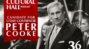 Peter Cooke Ep. 36 of The Cultural Hall