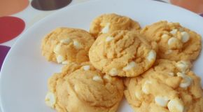 Dreamsicle Cookies