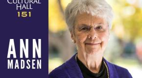 Ann Madsen Ep 151 The Cultural Hall