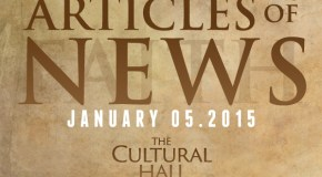 Articles of News/Week of January 6th