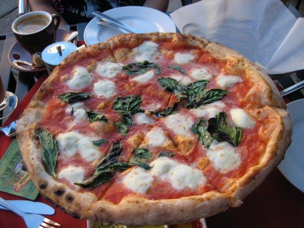Tonys Pizza Napoletana - Margherita Pizza
