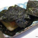 Grilled Mochi Halu
