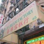 Chinatown Ice Cream Factory Storefront