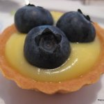 Crown and Crumpet Blueberry Tart