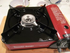 Hot Pot Butane Stove