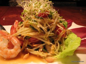 Osha Green Papaya Salad