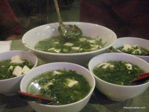 Xiao Long Bao Kitchen Jicai Soup
