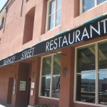 Delancy Street Restaurant Storefront